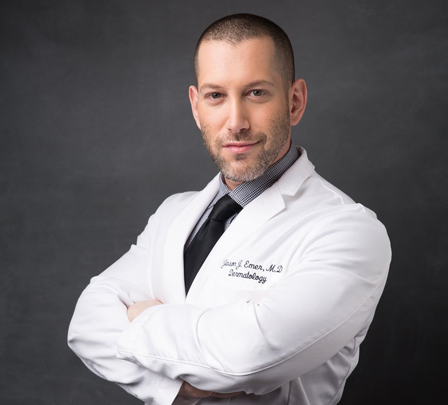 THINKING ABOUT LASER HAIR REMOVAL? HERE'S WHAT YOU NEED TO KNOW, Cosmetic Dermatologist Dr. Jason Emer