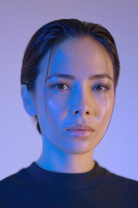 blue light damaging your skin