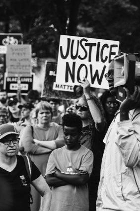 online outrage racial justice black lives matter