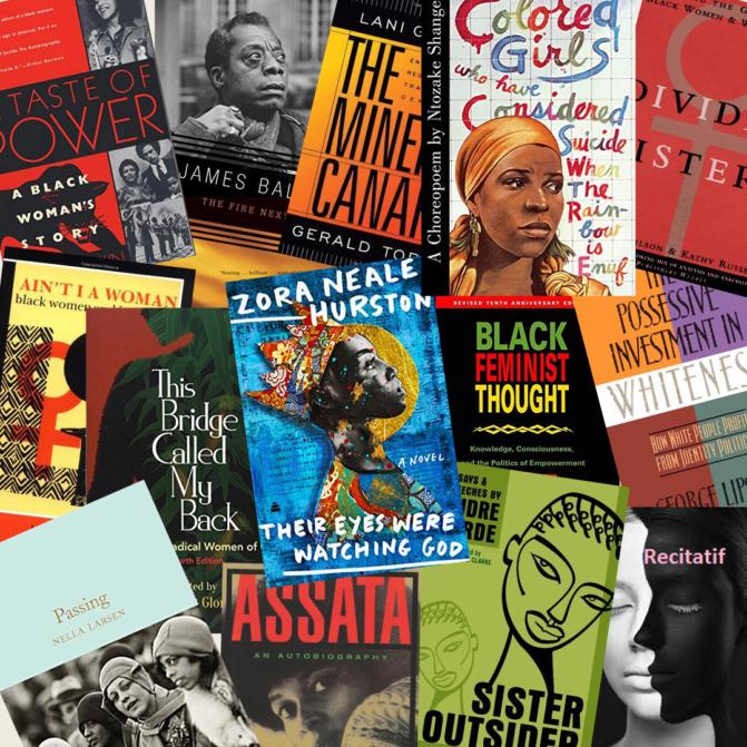 anti racist reading