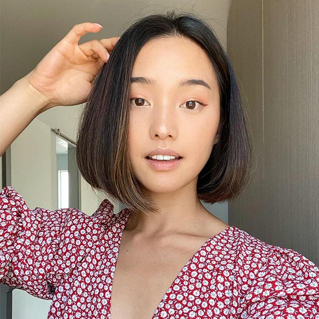 k-beauty haircare