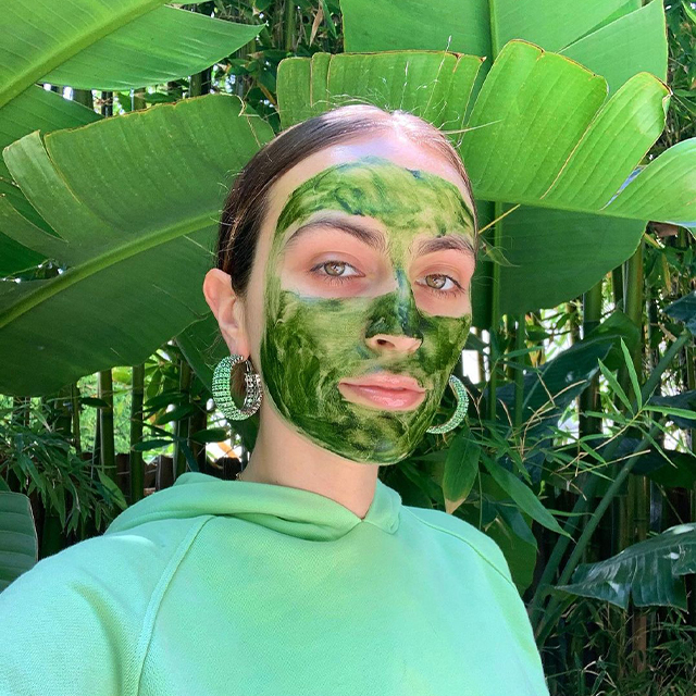 golde's clean greens mask