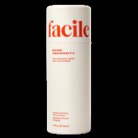 facile skincare bare necessity cleanser